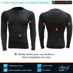 T-SHIRT THERMATREK MANCHES...